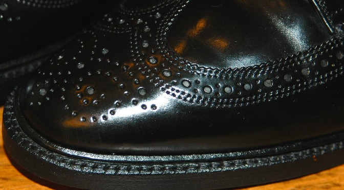 Allen Edmonds Recraft MacNeil