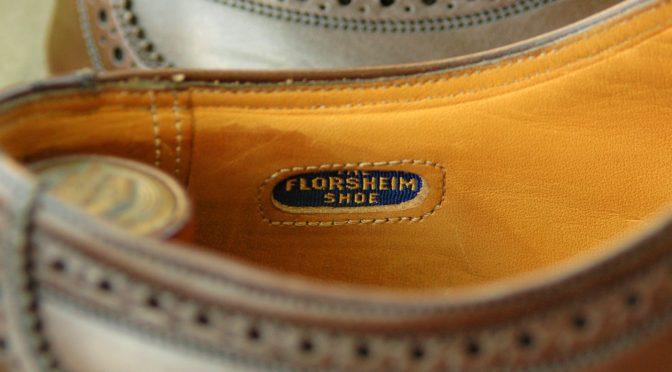 Florsheim 30678 Weathered Moss