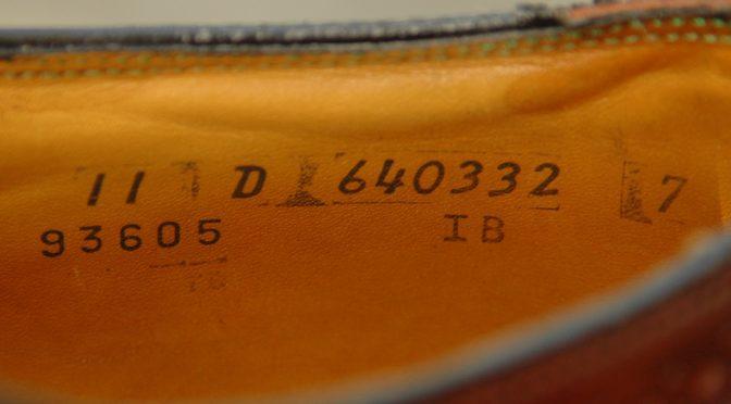 Florsheim 93605 Shell Cordovan