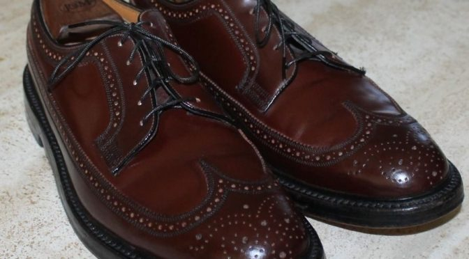 Florsheim Shell Cordovan Imperial 93605