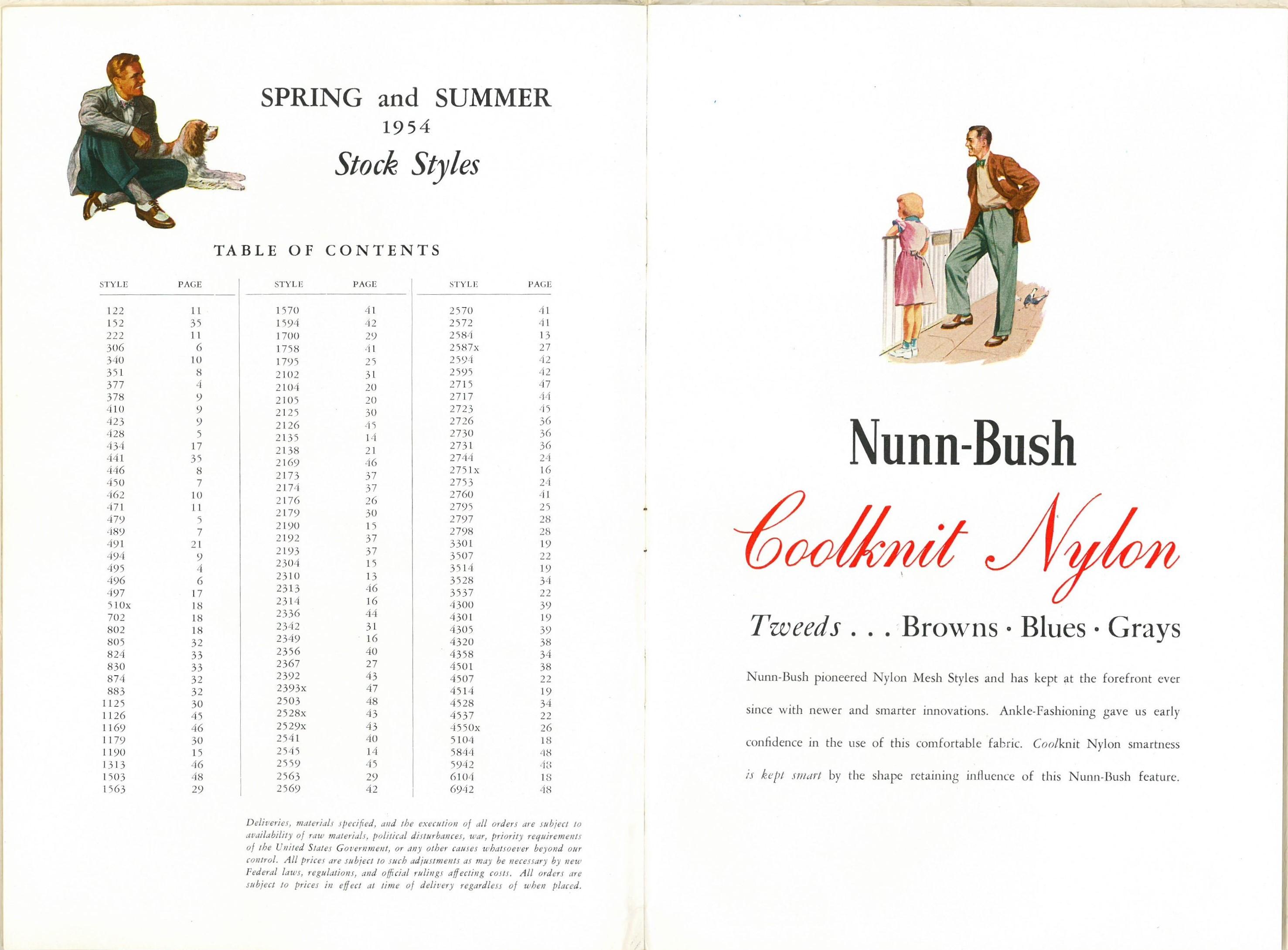 Vintage Nunn-Bush