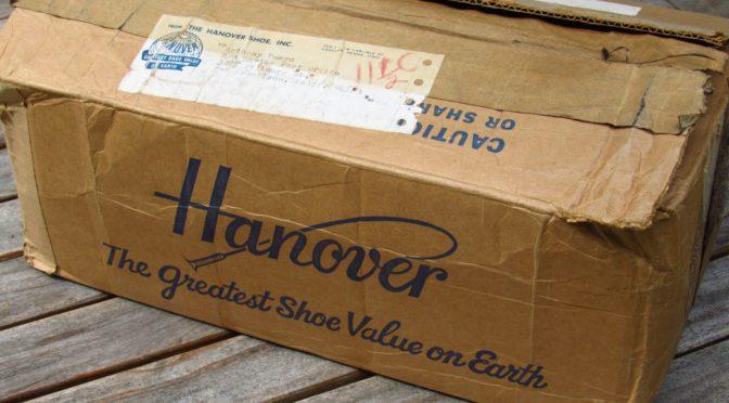 Hanover Shoe Box Shipping
