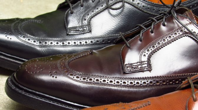 Florsheim Imperial 93605 Shell Cordovan