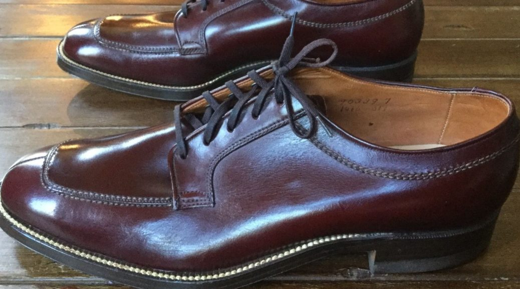 Vintage Freeman Shoes