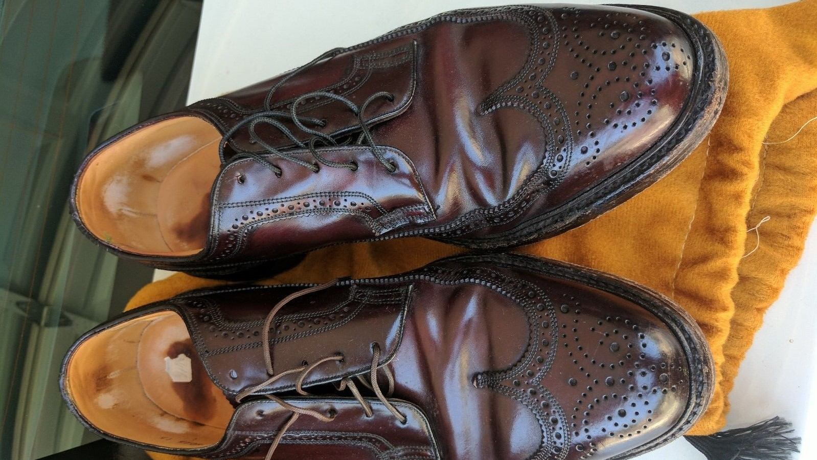 Old Florsheim Shoes