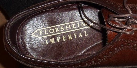 Dating florsheim imperial