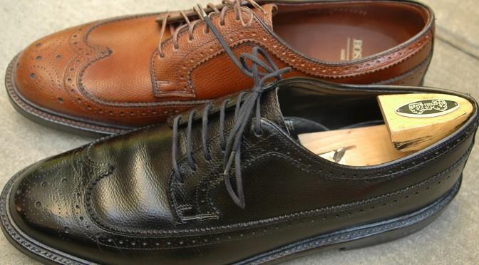 Hanover LB Sheppard and Bostonian shoes
