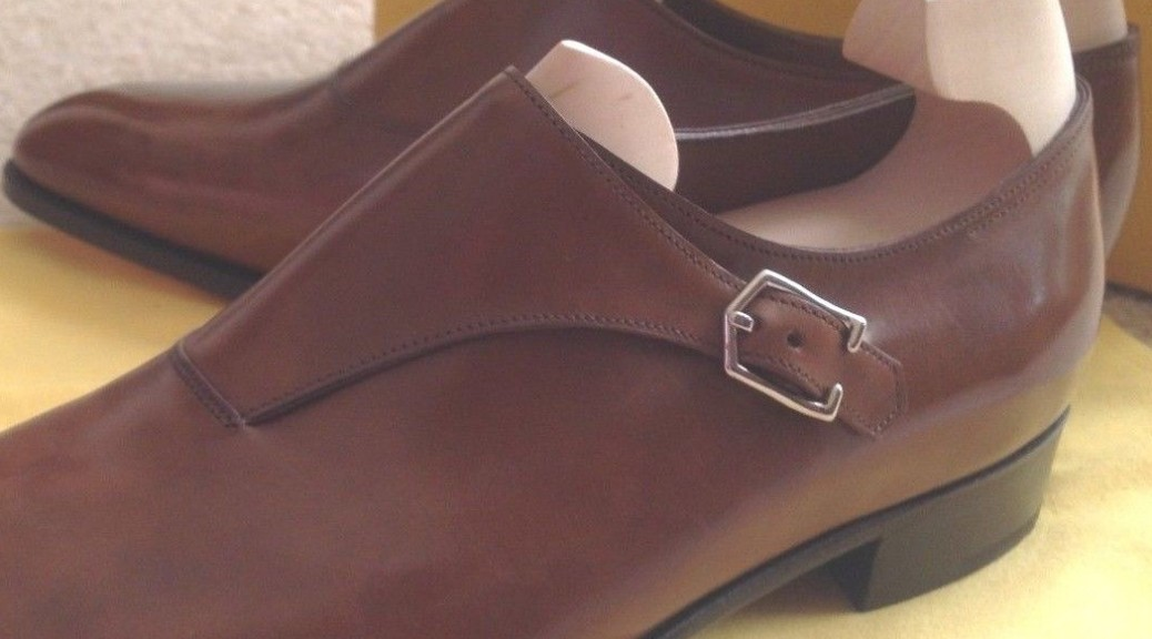 John Lobb Parisian Brown Misty Jermyn III