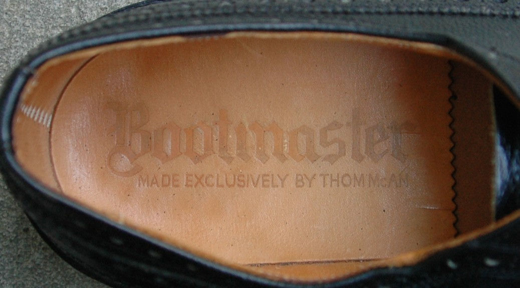 Thom McAn Bootmaster