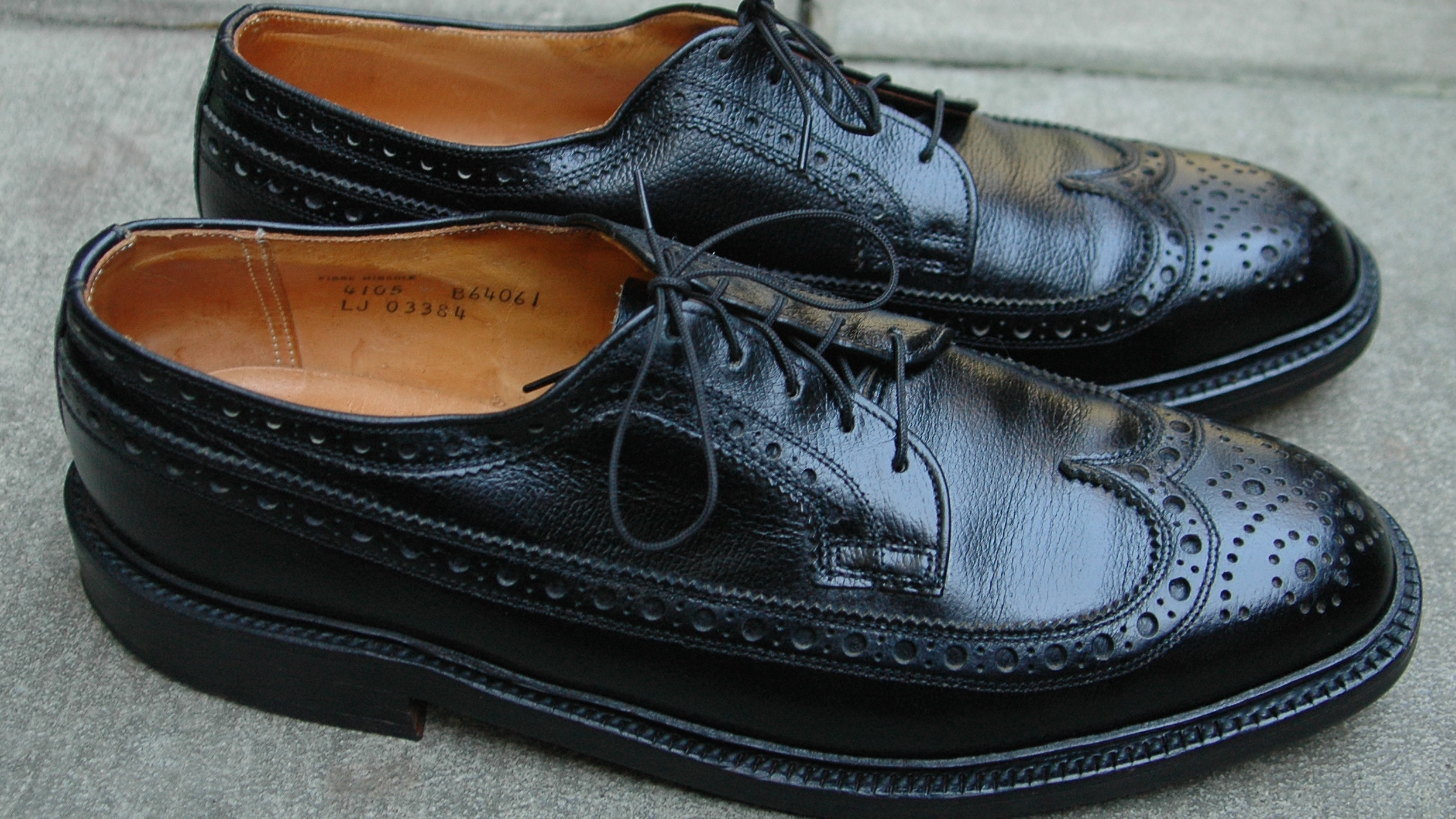 Thom McAn Bootmaster Longwings | vcleat
