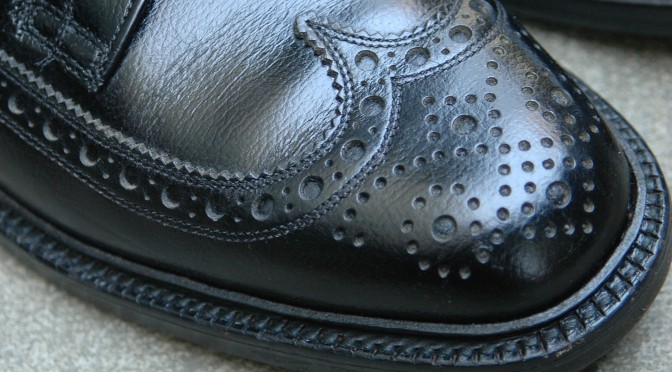 Thom McAn Bootmaster Wingtip