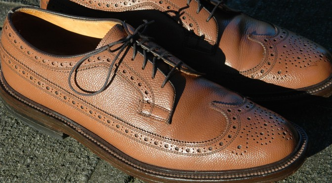 Nettleton Longwing Blucher