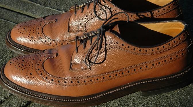 Vintage Nettleton shoe