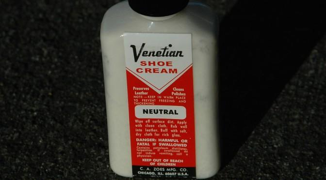 Venetian Shoe Creme