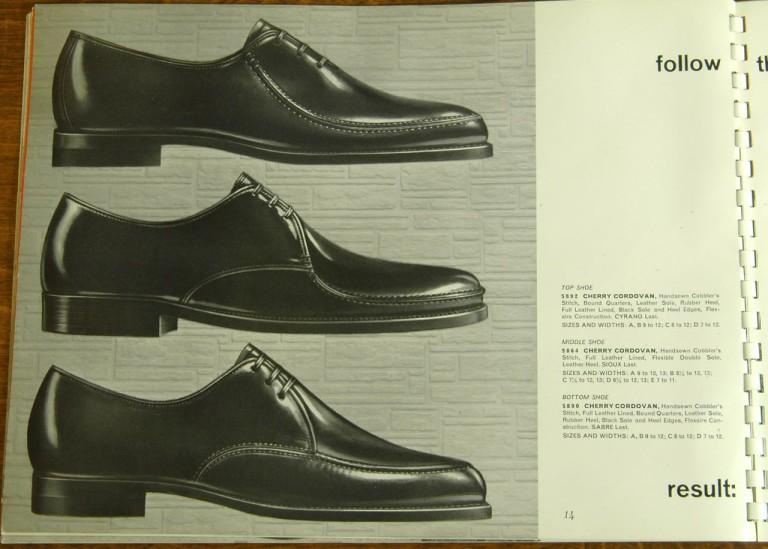 Bostonian Shoe Models 5892 5864 5890 Cherry Cordovan