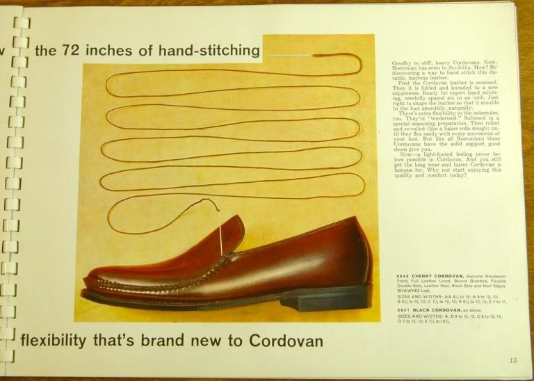 Bostonian Shoe Models 8846 8847