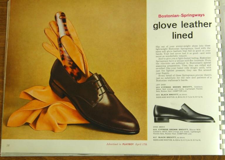 Bostonian Shoe Models 666 667
