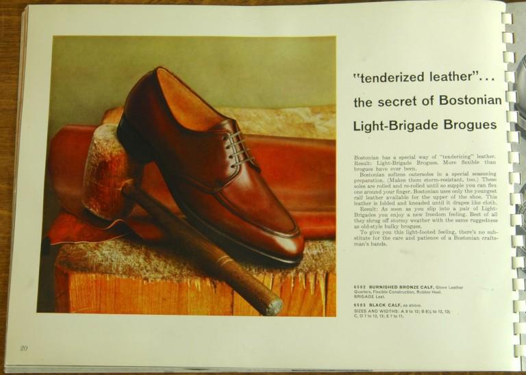 Bostonian Shoe Models 6502 6503