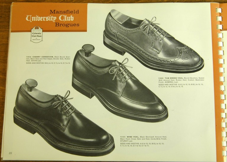 Bostonian Shoe Models 1856 1900 1235 Shell Cordovan