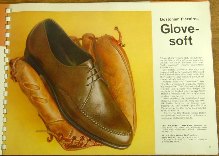 Bostonian Shoe Models 5878, 5879