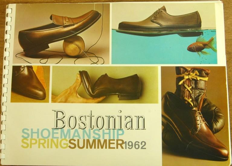 Bostonian Spring Summer 1962 Catalog