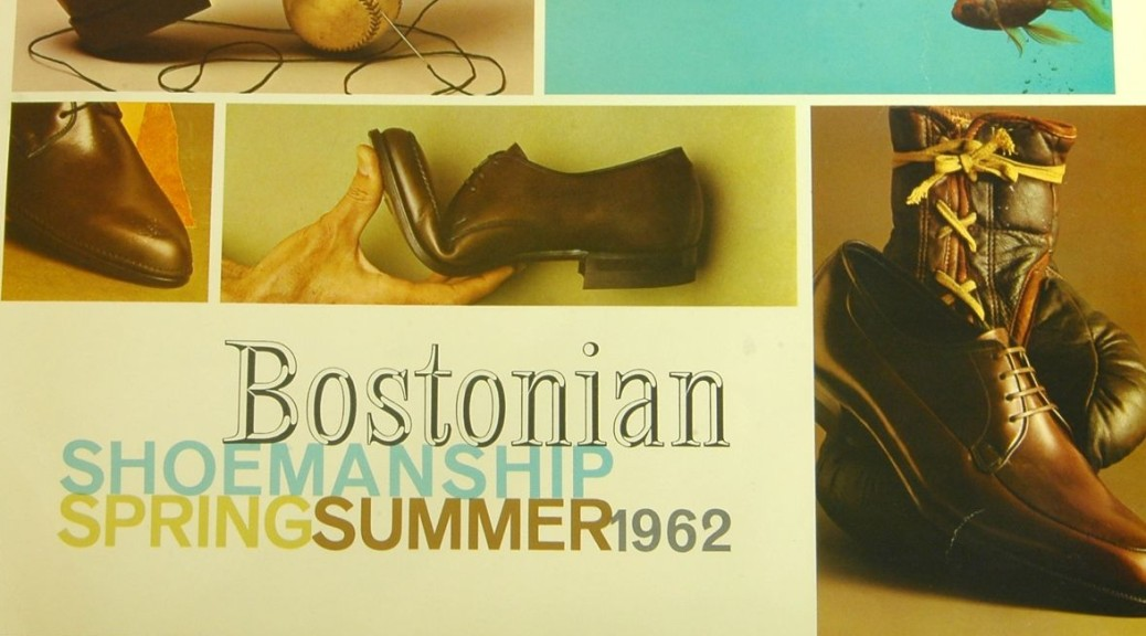 Bostonian Spring Summer 1962 Catalog