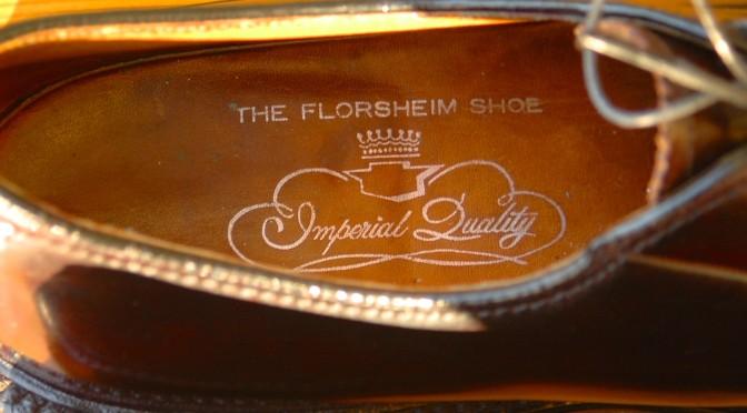 Florsheim Imperial Quality