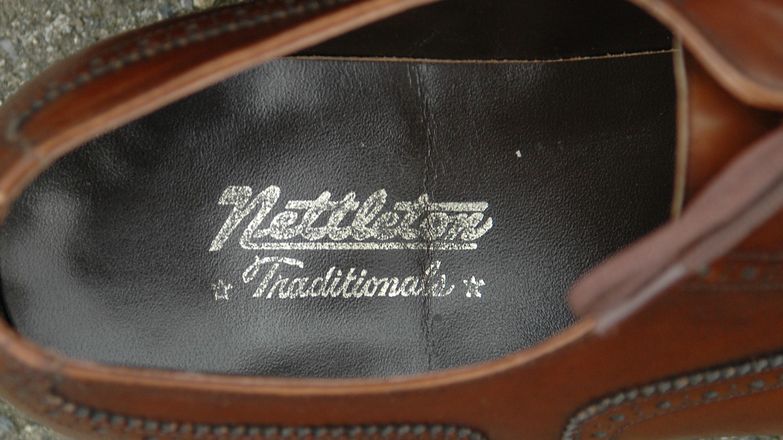 Nettleton Wingtip Balmoral 1231