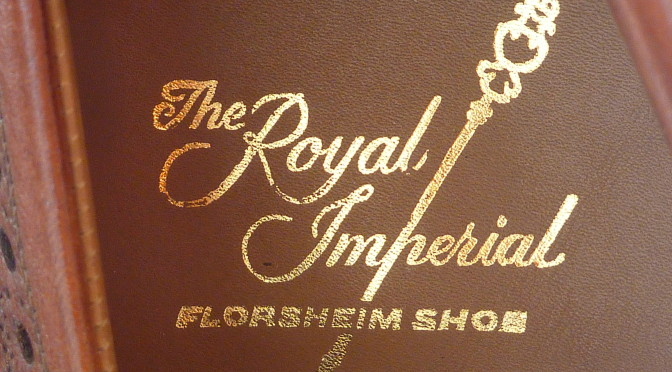 Florsheim Royal Imperial Logo