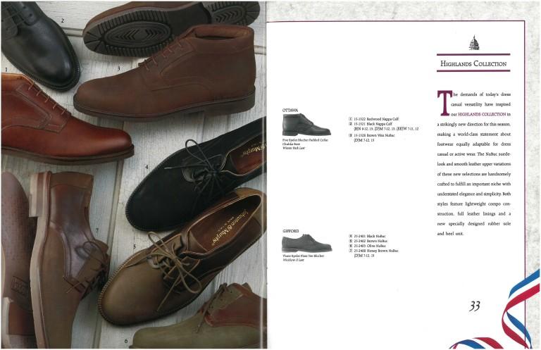 Johnston & Murphy Catalog