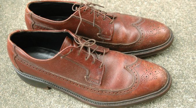 Vintage ebay mens shoes