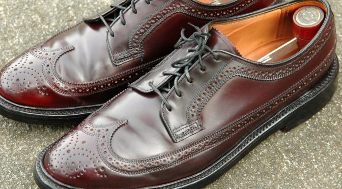 Florsheim 93605 Imperial Shell Cordovan