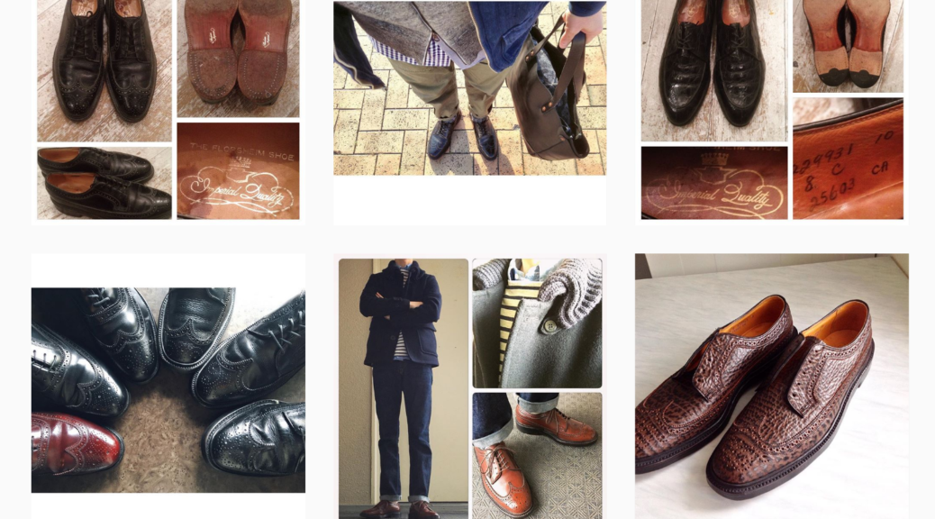 Instragram Vintage Shoes