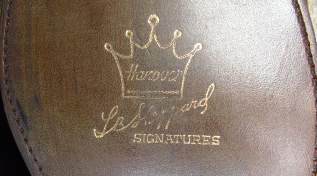 Hanover LB Sheppard