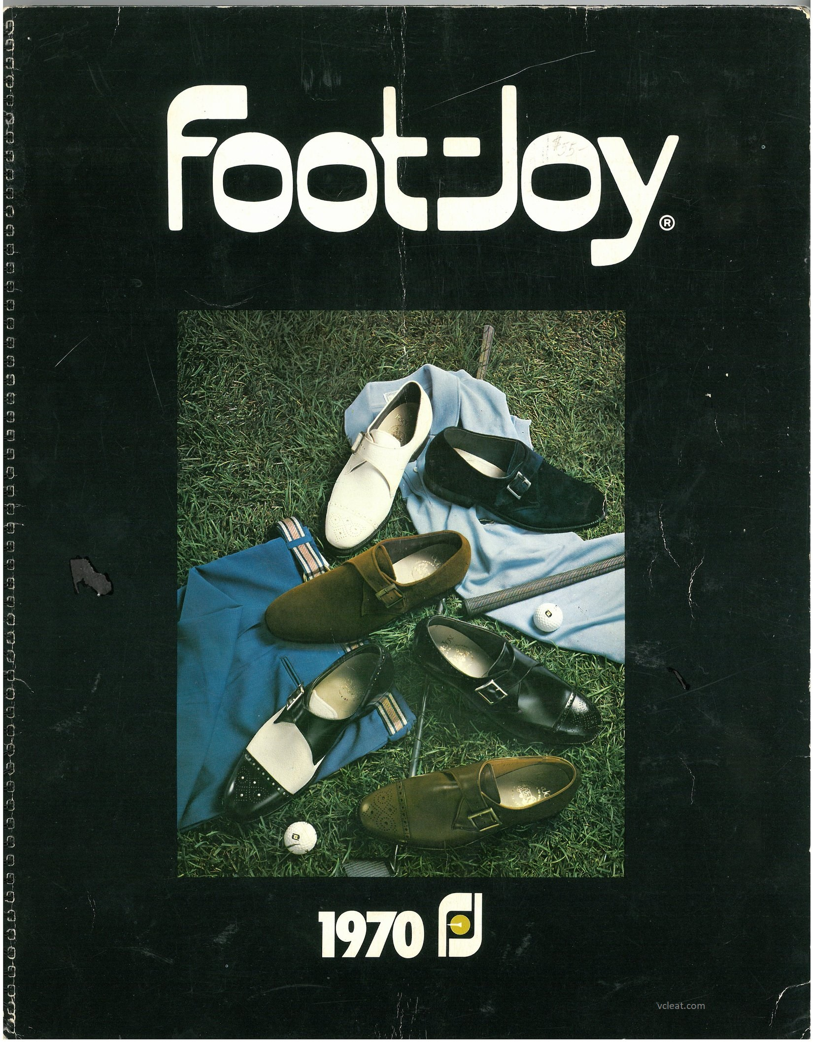 1970 Foot-Joy Catalog