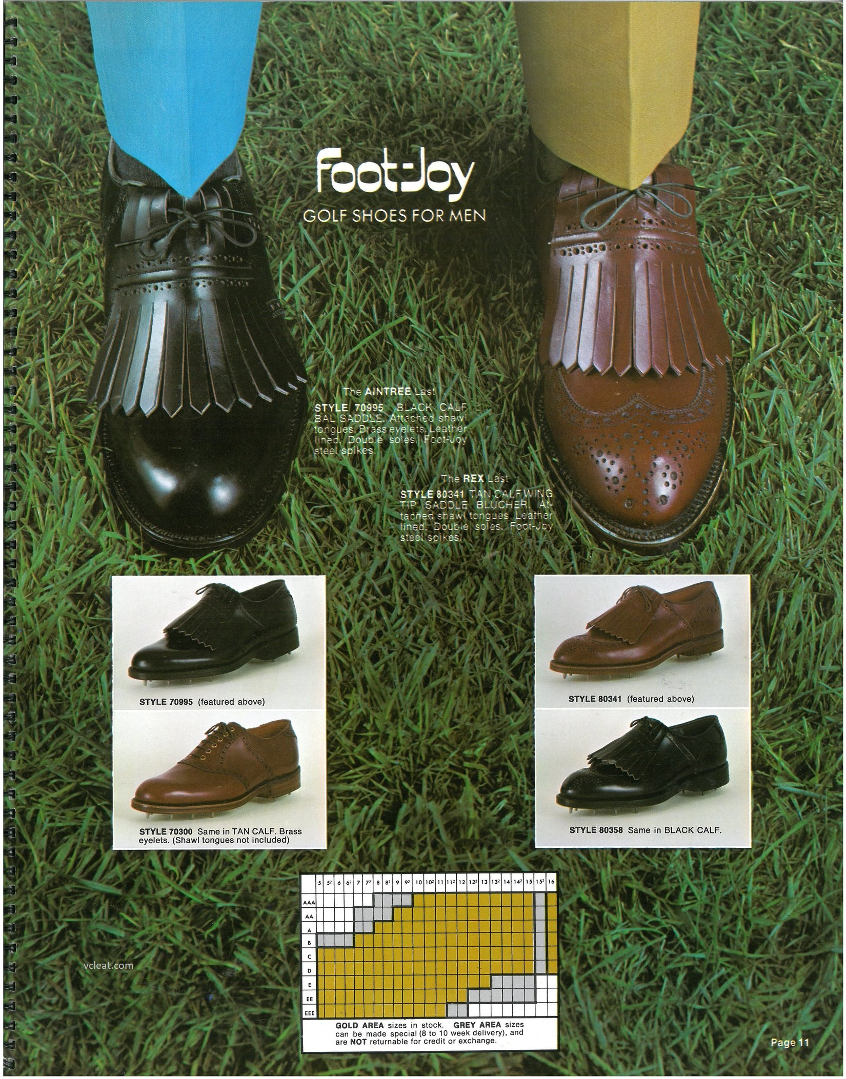 FootJoy Saddle 70995 80341