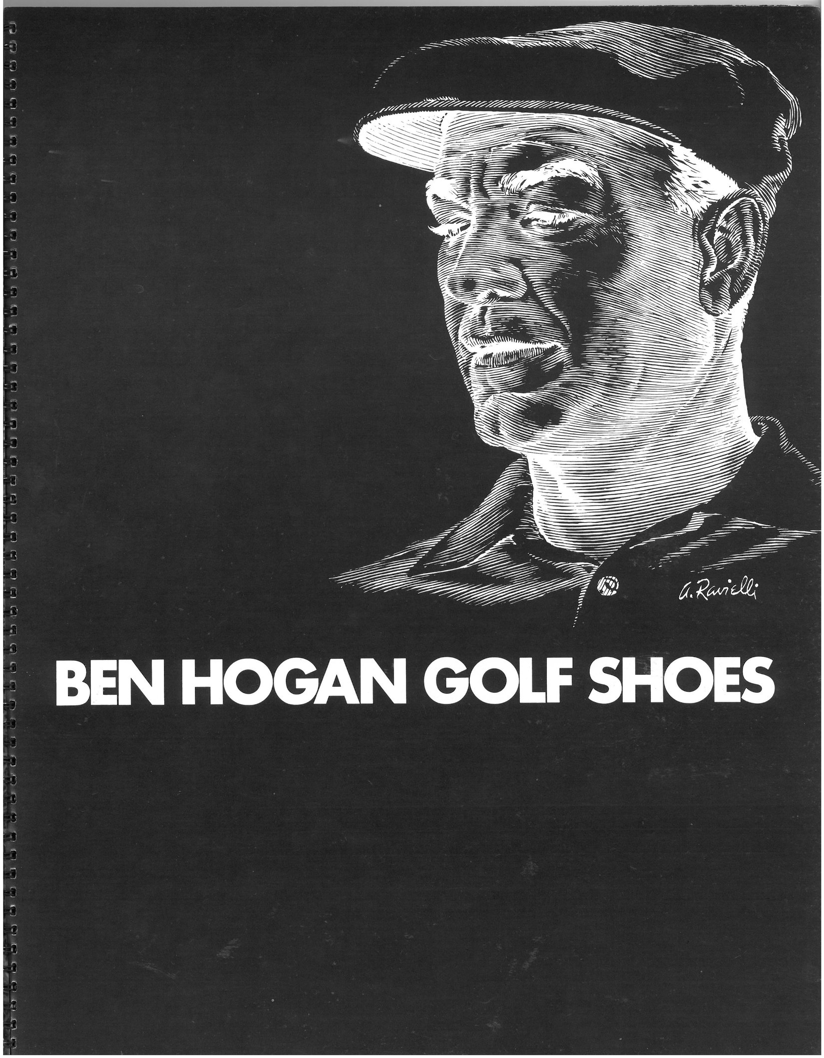 FootJoy Ben Hogan Golf Shoes