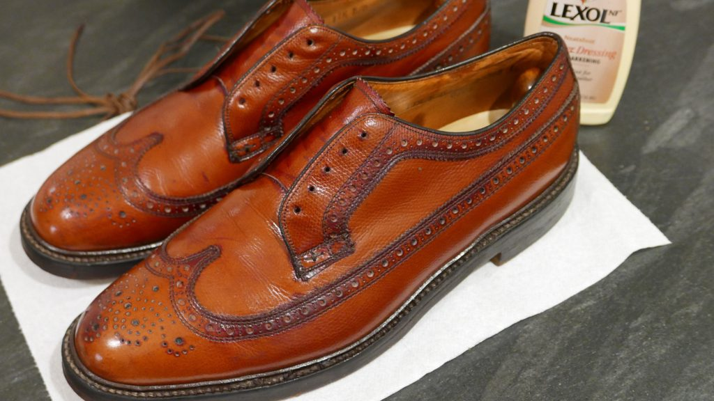 Lexol Shoe Conditioning