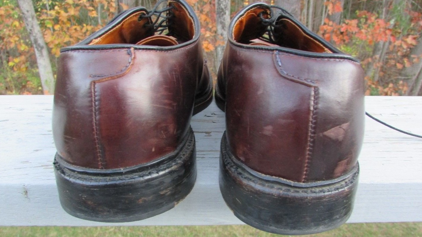 Worn Shell Cordovan