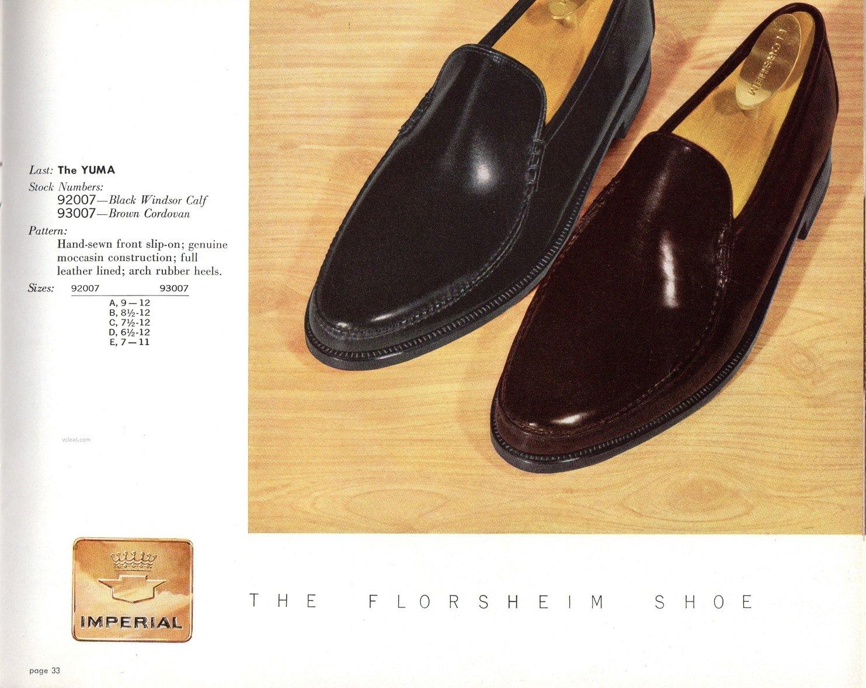 1962 Florsheim Catalog
