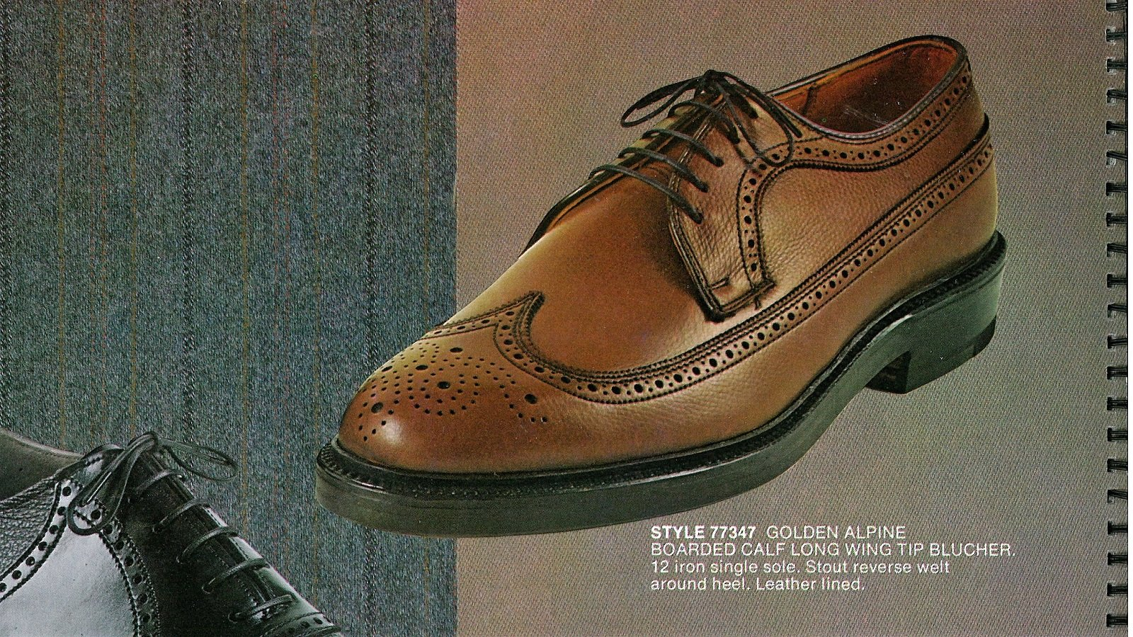 1970 FootJoy catalog
