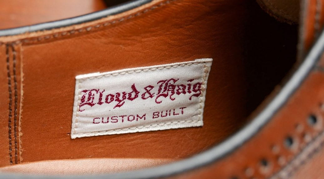 Lloyd & Haig Custom Built