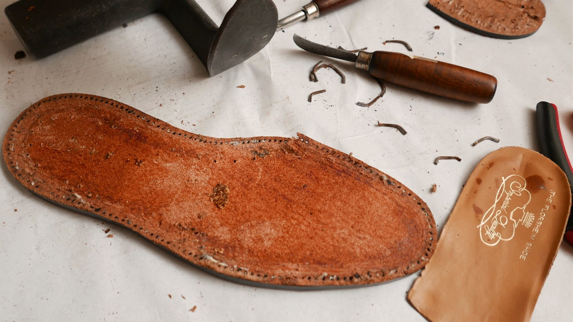 Florsheim Shoe Construction