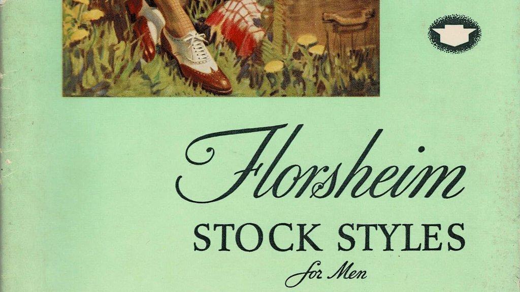 Florsheim 1938 Catalog